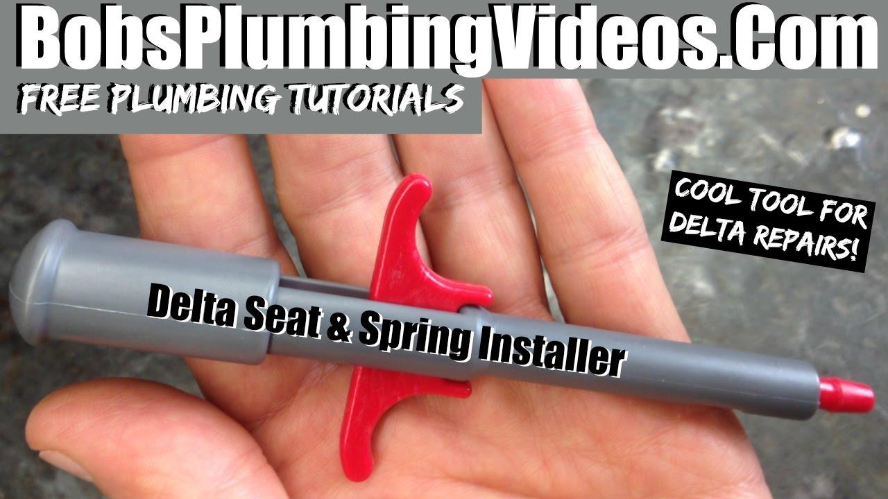 Delta Faucets Delta Faucet Repair Delta Purge N Set Tool